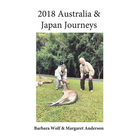 2018 Australia & Japan Journeys - eBook