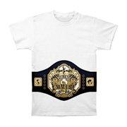 Emmure Men's  Violence Champion Belt T-shirt White