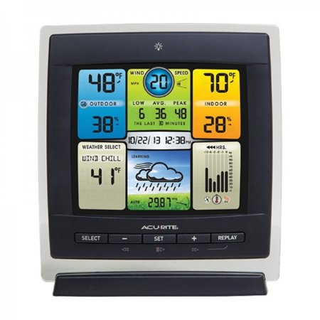 Acurite 00589 Color Display for 3-in-1 Weather Sensor ()