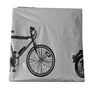 Bike Bicycle Rain Dust Cover Water Resistant Garage Outdoor Scooter Protector