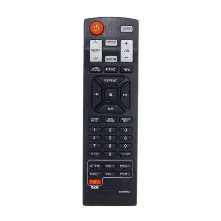 Replacement Sound Bar Remote Control for LG NB3250A - image 2 of 2