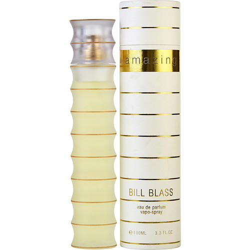 Bill Blass 3936719 Amazing By Bill Blass Eau De Parfum Spray 3.3 Oz