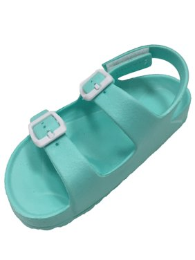 Wonder Nation Children's 2 Strap Beach Sandal