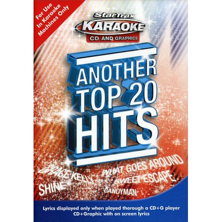 Karaoke: Another Top 20 Hits / Various Top Hits Monthly Karaoke