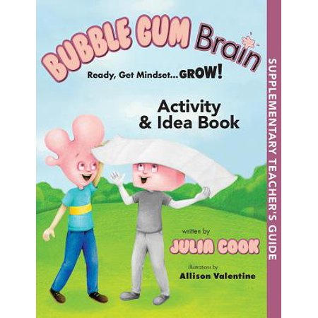 Bubble Gum Brain Activity and Idea Book - Brain Break Activities