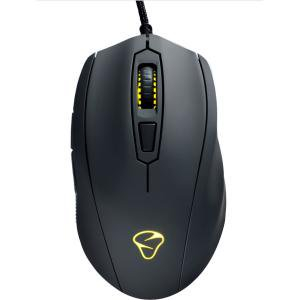 Mionix Castor Mouse   Optical   Cable   Usb 2 0   10000 Dpi   Scroll Wheel   6 Button S    Right Handed Only Ergo 10000 Dpi Optical