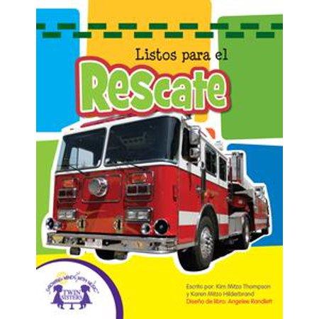 Listos para el Rescate - eBook