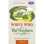 Who's Who in The Archers 2012 - eBook