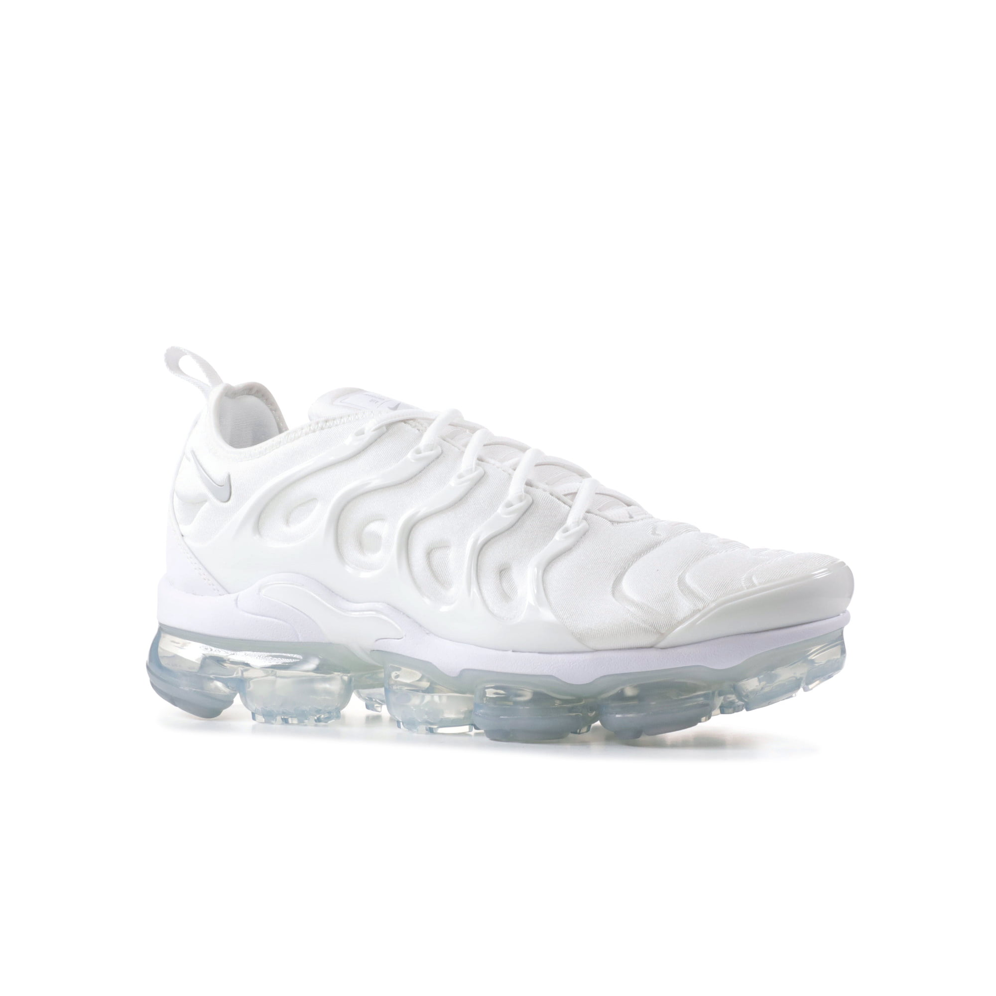 big sale cd4dc e6f69 Nike - Men - Air Vapormax Plus 'Triple White' - 924453-100 - Size 11