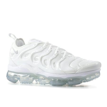 the latest 881b8 04f36 Nike - Men - Air Vapormax Plus 'Triple White' - 924453-100 - Size 12 |  Walmart Canada