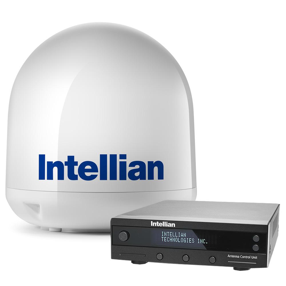 "INTELLIAN I4 US SYSTEM 17.7""  DISH W/ NORTH AMERICAN LNB"