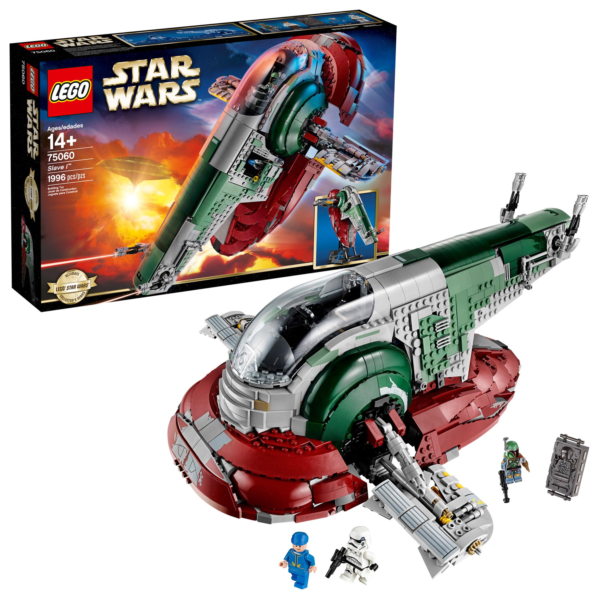 Lego Star Wars Tm Slave I 75060 Walmart Com