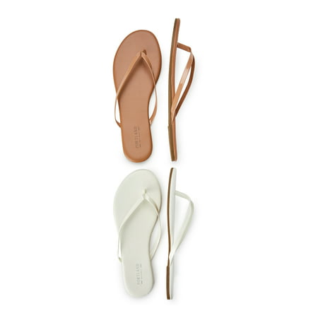 Portland Boot Company 2-Pack Flip Flops (Women's)