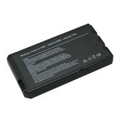 SDB-3307 Laptop Battery - Lithium-Ion - Ultra High Capacity Rechargeable (8 Cell - 4400 mAh - 65wh - 14.8 Volt) Replacement for Dell 1000 Laptop Battery