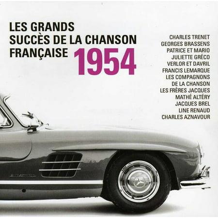 1954 Grands Succes de la Chan (CD)