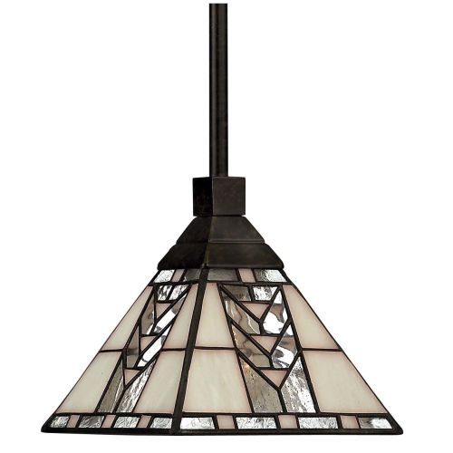 Hinkley Lighting H4717 1-Light Indoor Mini Pendant from the Tahoe Collection
