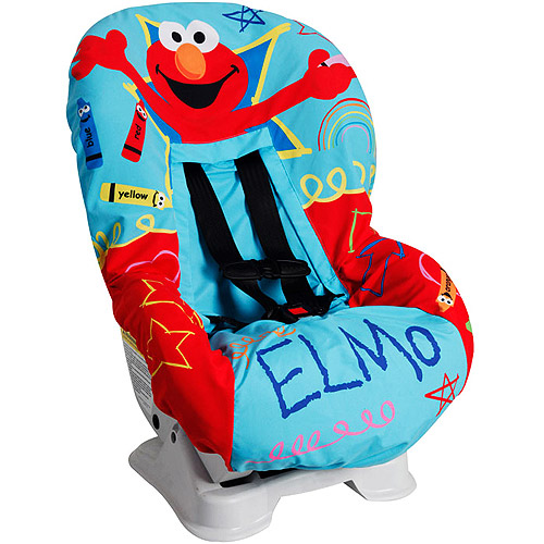 Sesame Street - Elmo Car Seat Cover