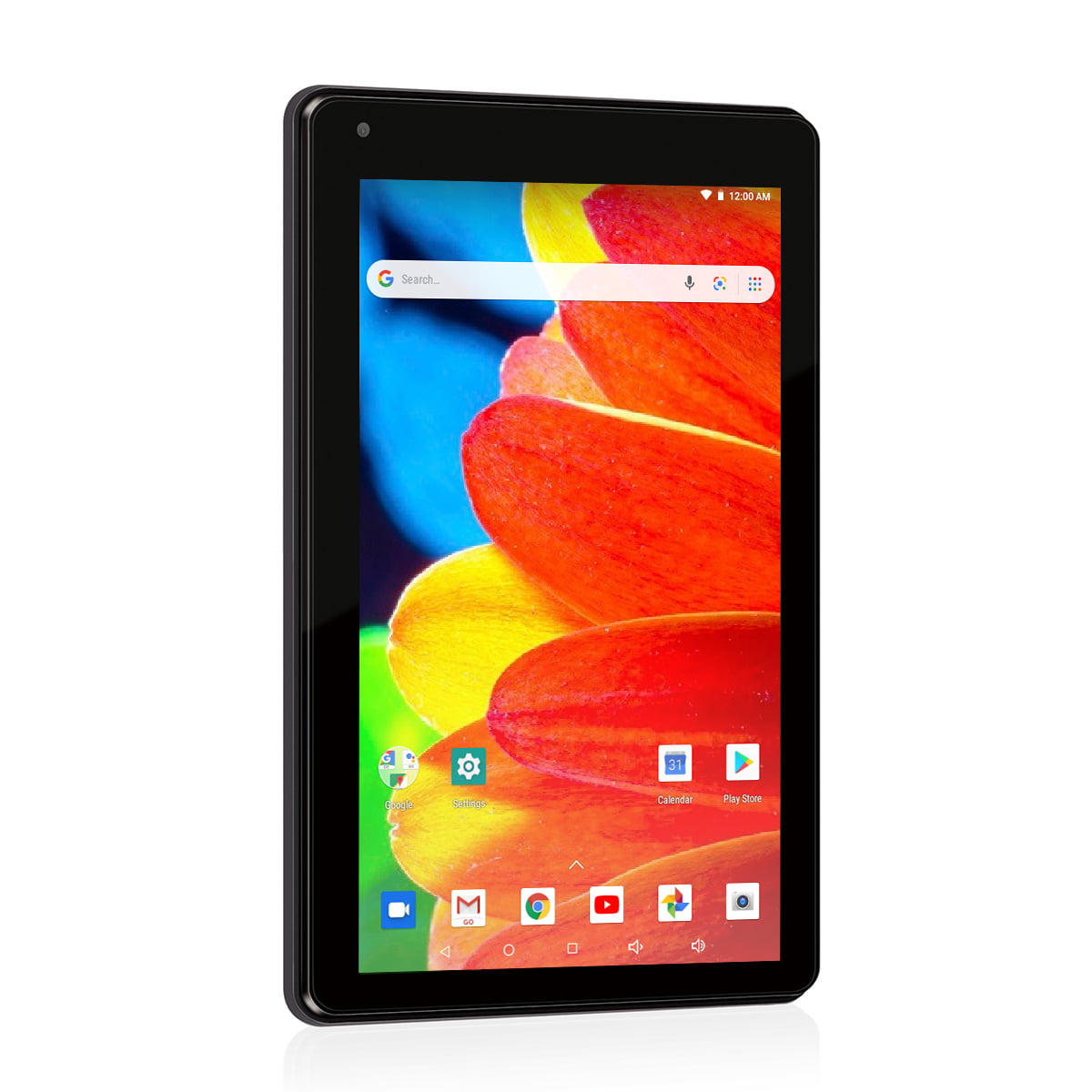 """RCA Voyager 7"""" 16GB Tablet Android OS - Charcoal - RCT6873W42"""