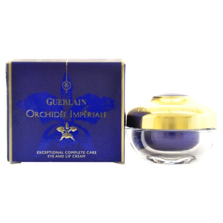 Guerlain Orchidee Imperiale Exceptional Complete Care Eye & Lip Cream, 0.5 Oz