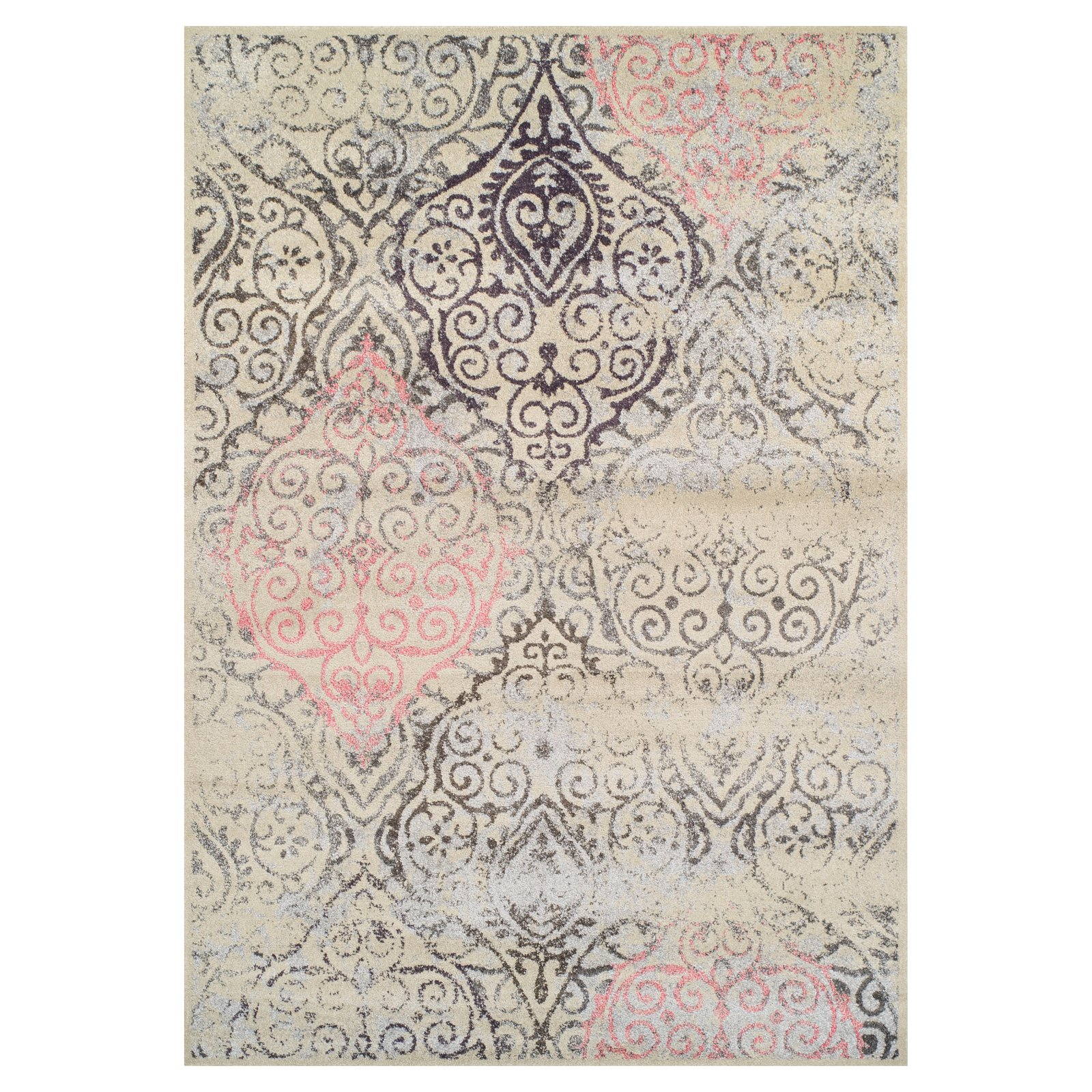 Dalyn Modern Greys MG214 Indoor Area Rug