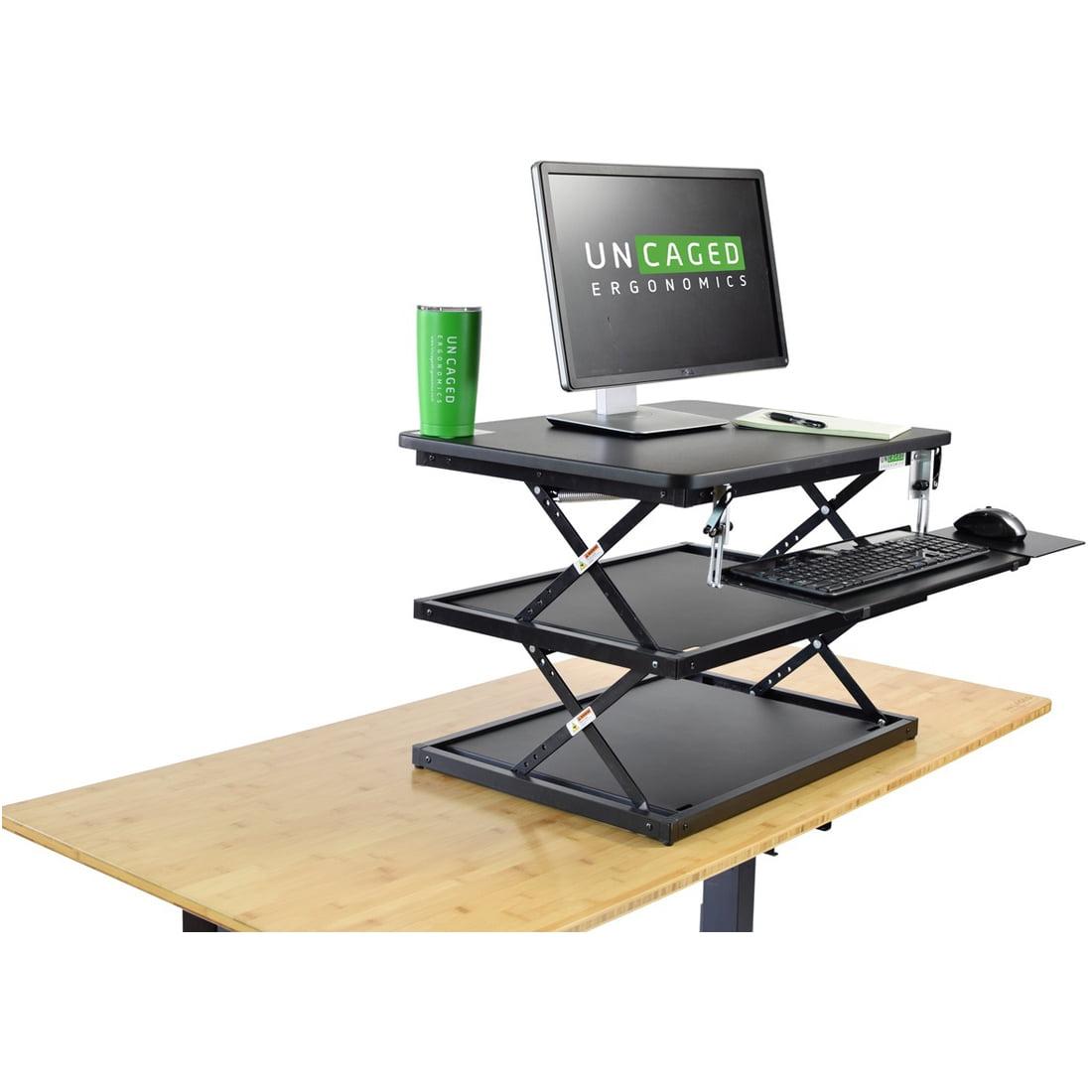 Uncaged Ergonomics Changedesk Adjustable Height Standing Desk