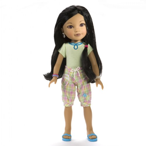 Hearts for Hearts Doll - Tipi