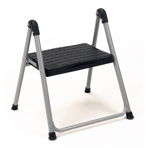 Cosco 1 Step Folding Step Stool Without Handle Walmart Com