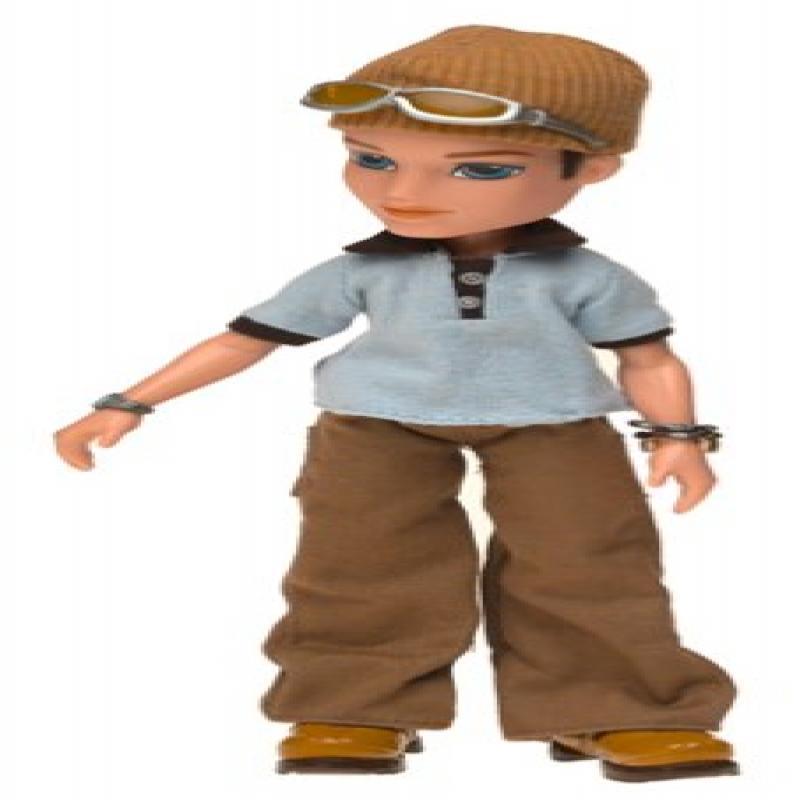 Bratz Sty'l It Koby 2003 by MGA Entertainment