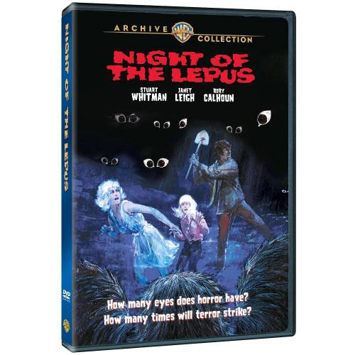 Night Of The Lepus (Widescreen)