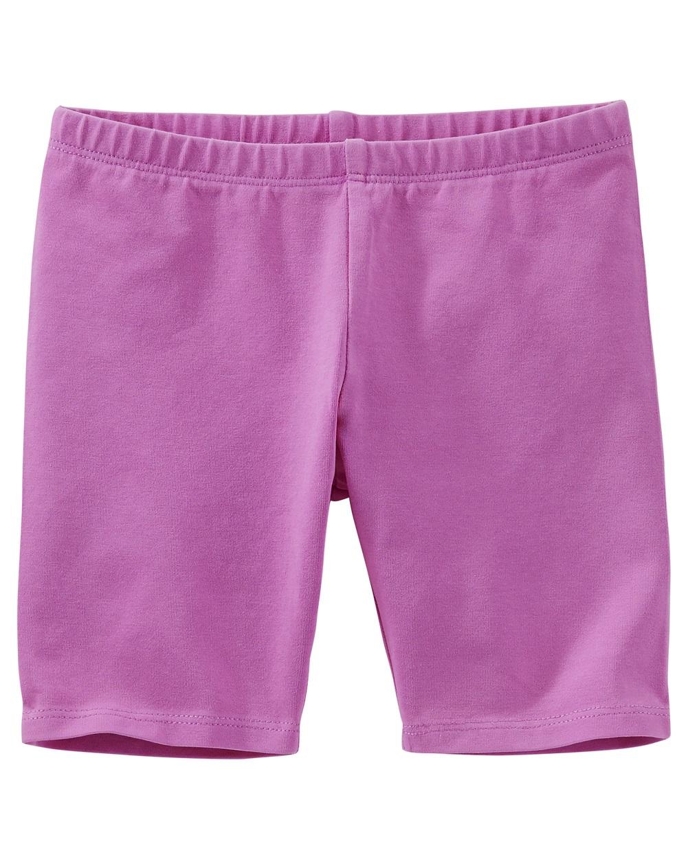 OshKosh B'gosh Baby Girls' Neon Playground Shorts, 6 Months