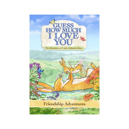 GUESS HOW MUCH I LOVE YOU-FRIENDSHIP ADVENTURES (DVD) ENG W/SDH SUB/16X9 (Temperature Of Love Ep 18 Eng Sub)