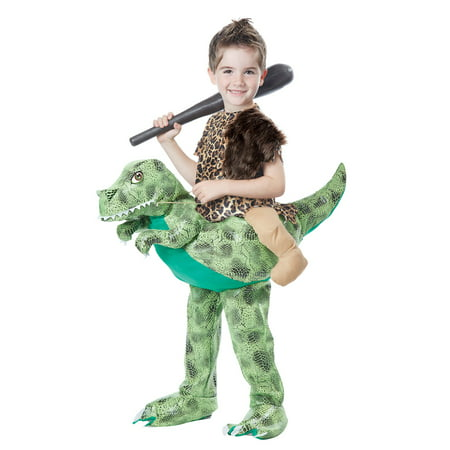 Dino Rider Costume for Toddler - 6 Person Halloween Costumes