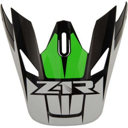 Z1R Rise Ascend Visor Kit Green