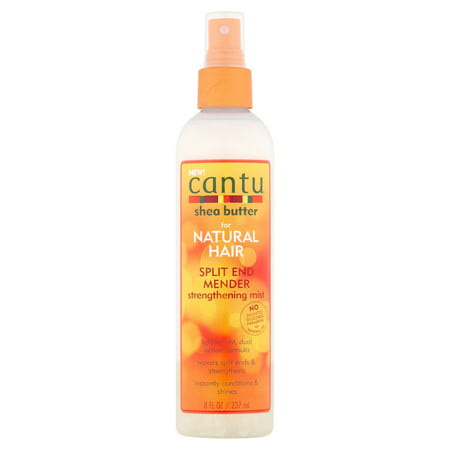 Cantu Split End Mender Strengthening Mist, 8 fl