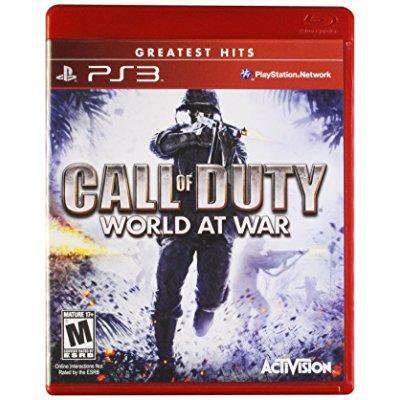 Call of Duty: World at War Greatest Hits - Playstation (Call Of Duty World At War Ps3 Walkthrough)