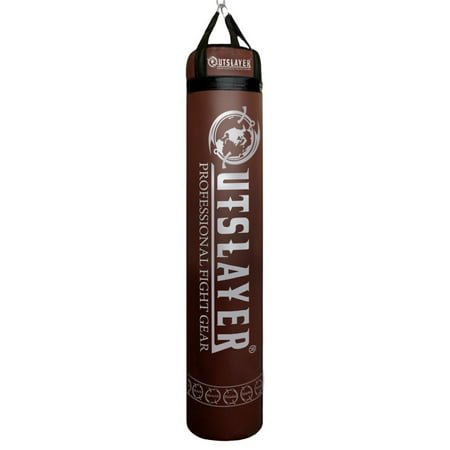 Muay Thai Banana Punching Kicking Heavy Bag 6ft tall 150lbs Unfilled (Punching Gear)