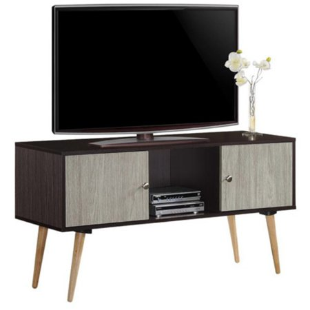 Hodedah Imports 47 in. Retro Style Entertainment Unit ()