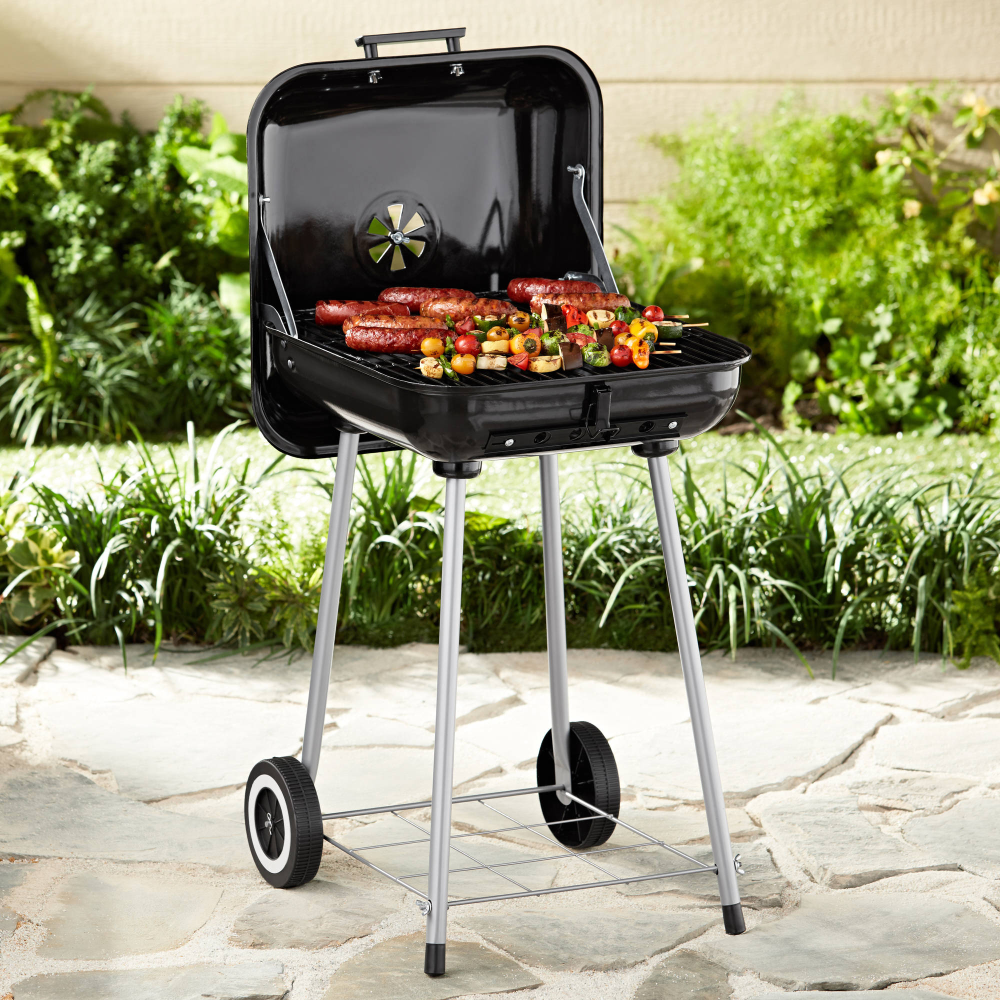 Expert Grill 17.5-Inch Charcoal Grill