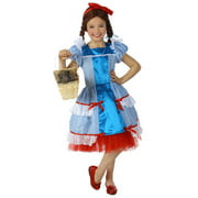 The Wizard Of Oz Dorothy Sassy Girls Costume