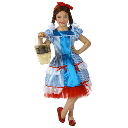 Princess Paradise Premium The Wizard of Oz Sassy Dorothy Tween Costume - Dorothy Wizard Of Oz Costume Pattern