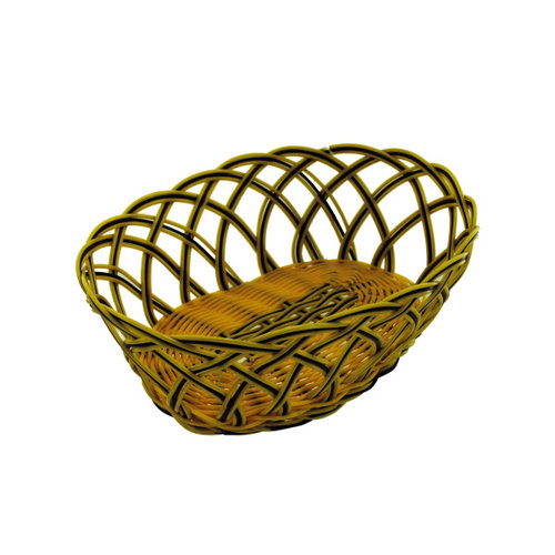 Bulk Buys HB833 Multi-Purpose Oval Basket Case of 72