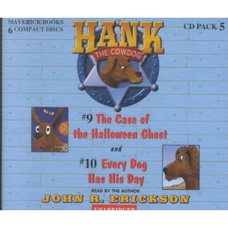 Hank the Cowdog : The Case of the Halloween Ghost/Every Dog Has His - Family Matters Dog Day Halloween Part 1