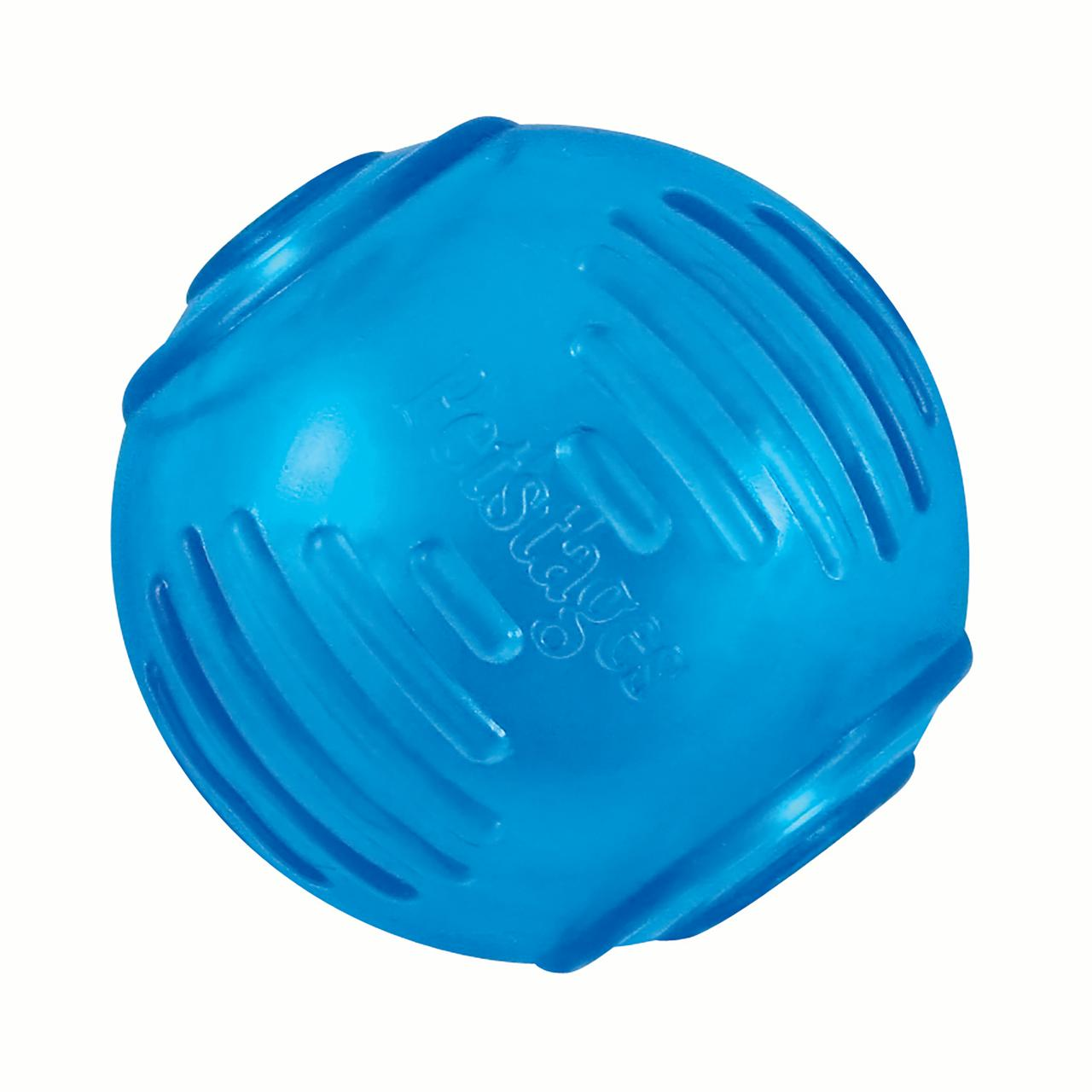Orka Rubber Tennis Ball Chew and Fetch Toy for Dogs