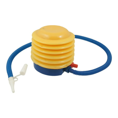 Bellows Hand Foot Pump Inflator for Inflatable Air Toy