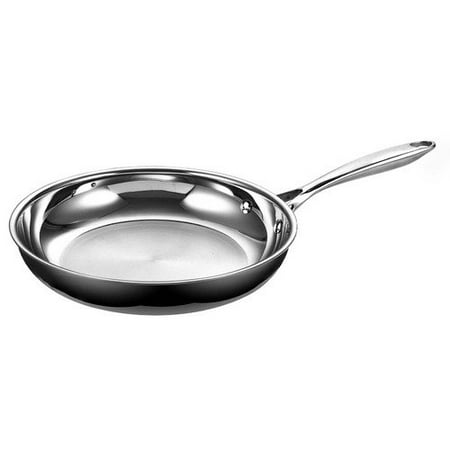 Pro Clad Fry Pan - Cooks Standard Multi-Ply Clad Stainless-Steel 8-Inch Fry Pan
