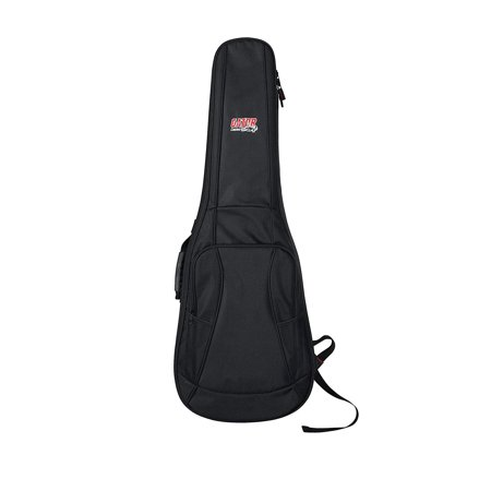 Gator Cases Series Gig Bag for Acoustic Guitars with Adjustable Backpack