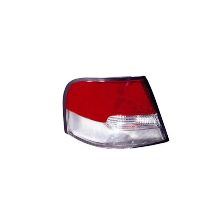 Replacement Driver Side Tail Light For 1999 Nissan Altima 265590z425 Ni2818108