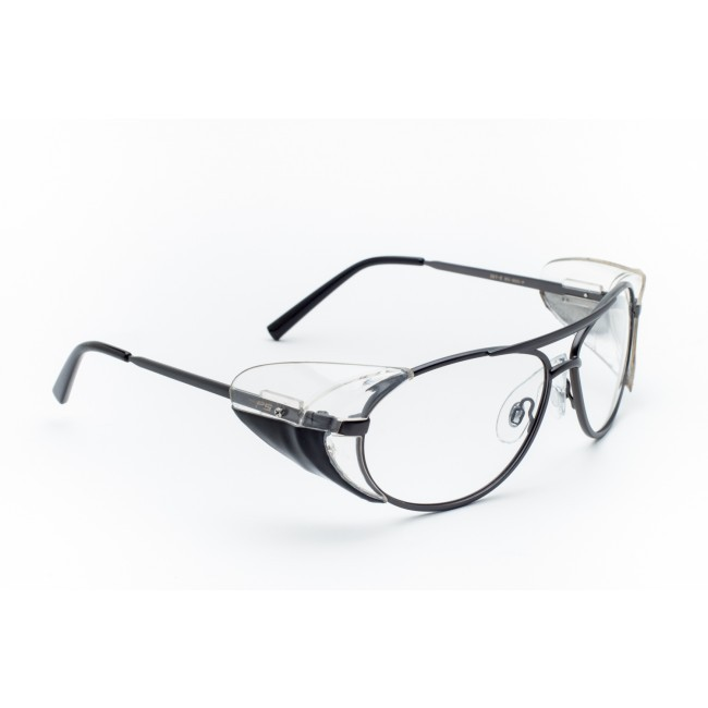 Philips Radiation Safety Glasses In Metal Frame With Buil...