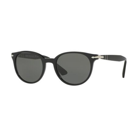 PERSOL Sunglasses PO3151S 95/58 Black 49MM