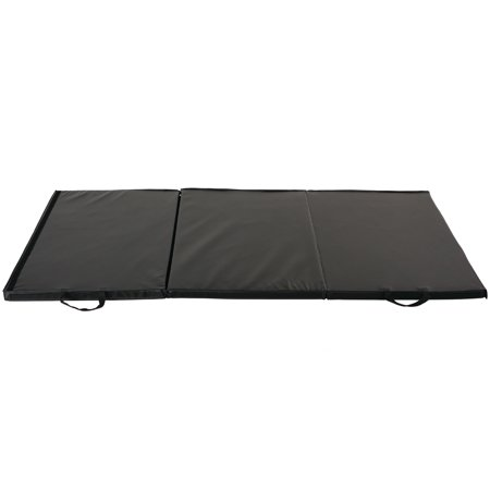 Sunny Health and Fitness NO. 064 Folding Gym Exercise Mat